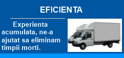 eficienta transport marfa