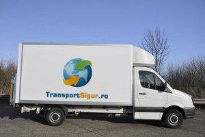 Transport mobila Anglia